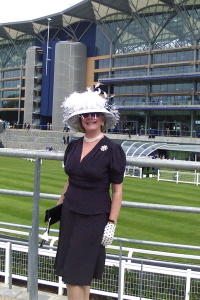 Ms. Behaving at Royal Ascot