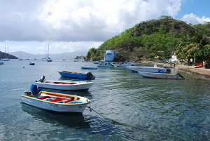 Iles des Saintes, photo provided by Picton Castle