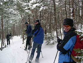 skiing in New Hampshire