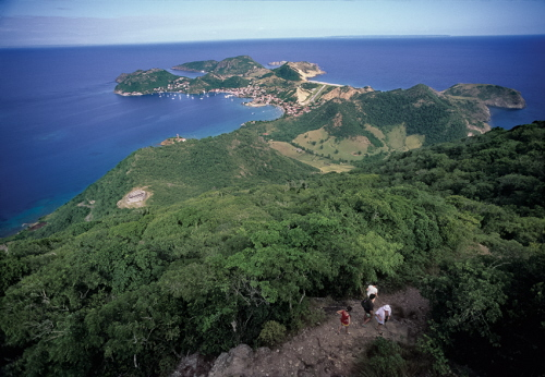 Iles des Saintes, photo by Guadeloupe Islands Tourist Board
