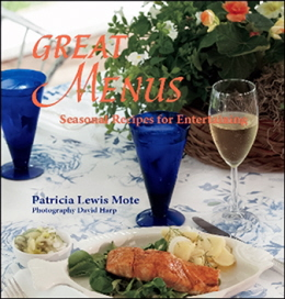 Great Menus by Patricia Lewis Mote