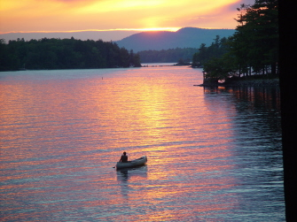 Maine lake lodges, Migis Lodge, family vacations in Maine