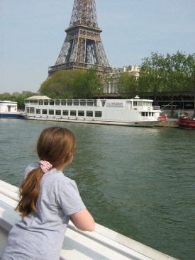 Paris with kids, photo by Susan Farewell