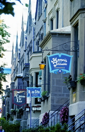 Quebec City for families